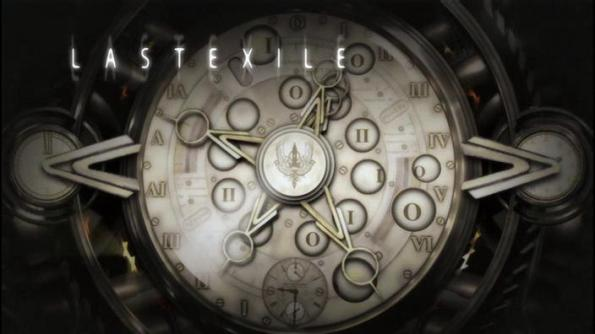 Last Exile Splash Screen - Clockwork