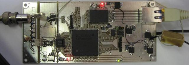 websdr board