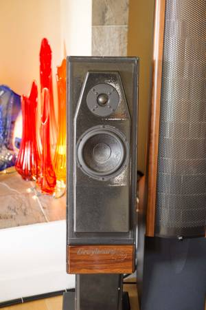 Audiophile Greybeard Audio KB22 Speakers 2