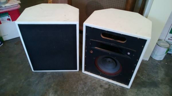 Electrovoice Hi-FI speakers