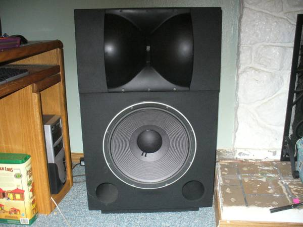 JBL 4330 Custom Studio Monitors