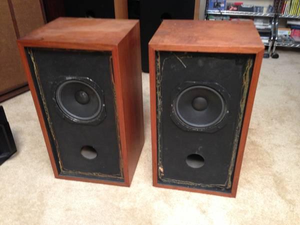 JBL LE-8 Speakers 2