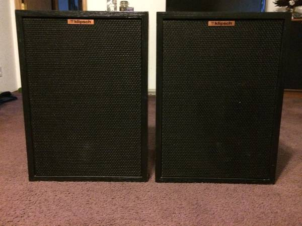 how to connect klipsch speakers