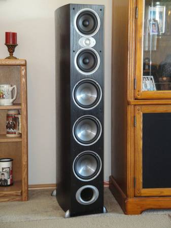 Polk speakers rtia9