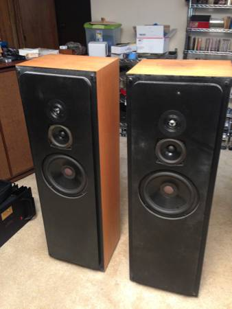 Snell C IV Speakers