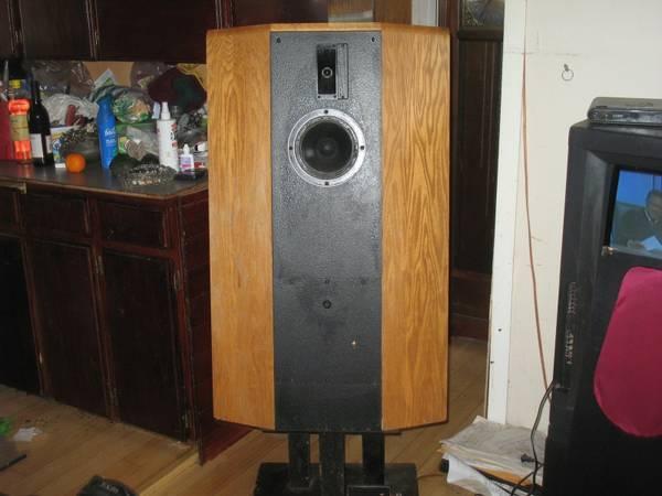 Speakerlab speakers (SKO)