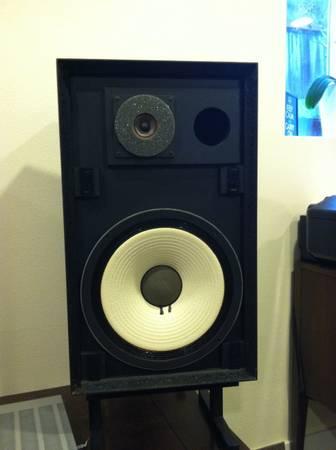 Vintage JBL L88 Nova Loudspeakers 2