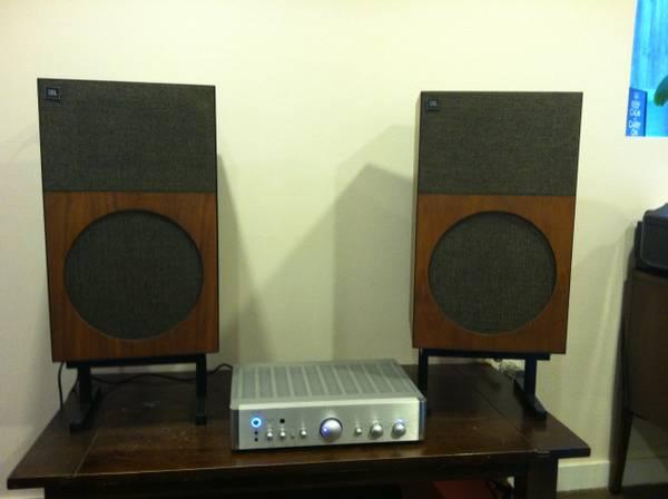 Vintage JBL L88 Nova Loudspeakers