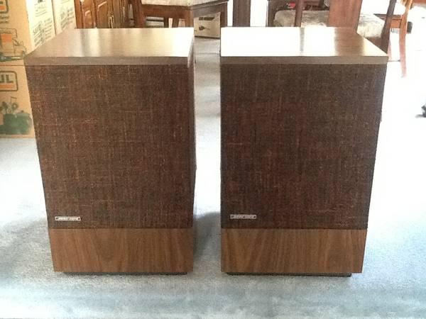 BOSE pair of 501 Series II SPEAKERS