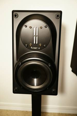 Infinity Modulus Speakers