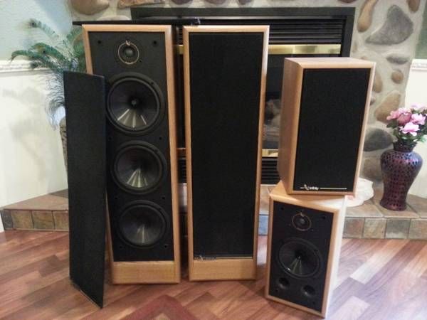 Infinity Reference Standard Speakers!