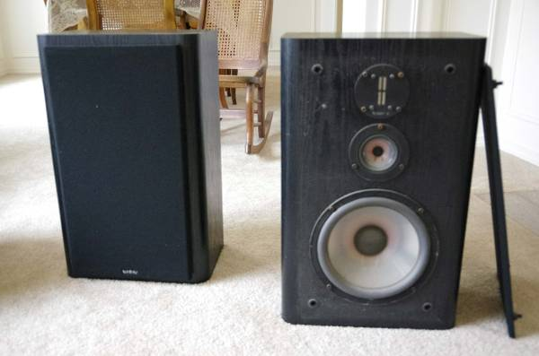 Infinity rs 5000 speakers