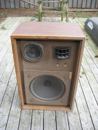 set of two stereo speakers