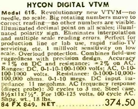 Hycon 615 ad